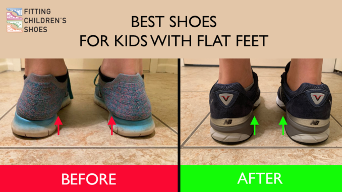 the-best-shoes-for-kids-with-flat-feet