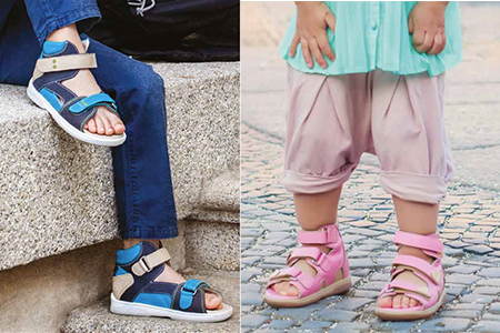 best-sandals-for-kids-with-AFOs