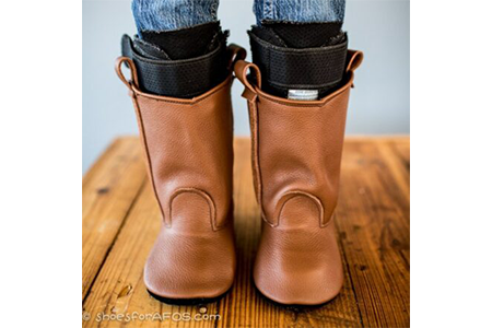 Stylish Boot for AFO Braces