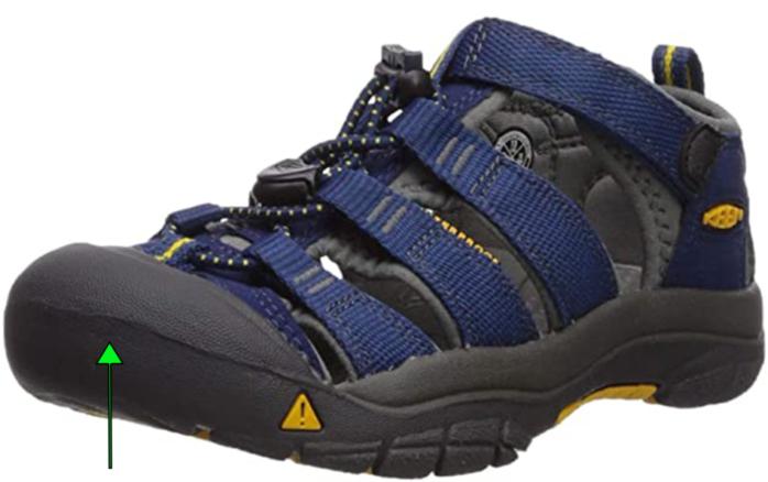 Durable Kids' Sandals