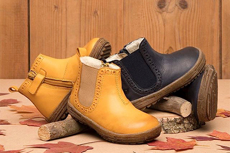Narrow Boots for Kids
