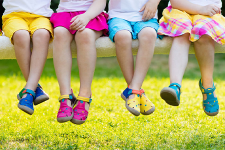 Best Summer Sandals for Kids