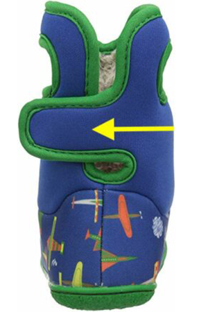Snow Boots with Secure Closure for Kids