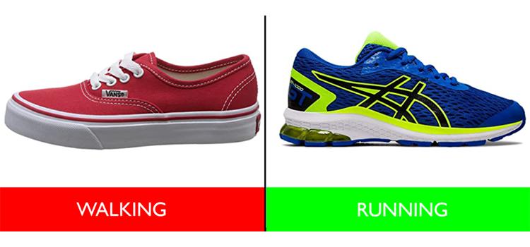 waking-vs-running-shoes