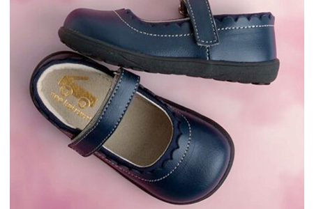 Wide Mary Jane Shoes for Girls