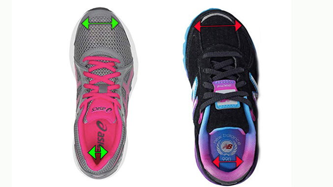 Best Shoes For Kids With Narrow Feet