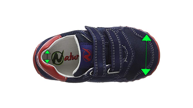 Narrow Shoes for Kids
