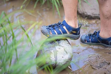 Blue Keen Sandals for Boys
