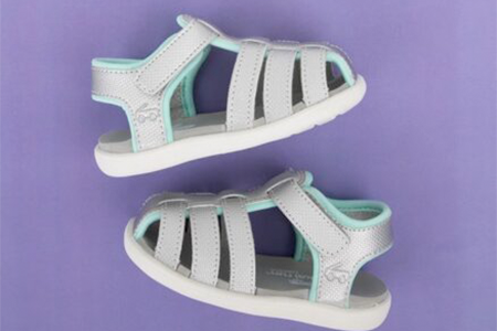 Wide Dress Sandals for Girls