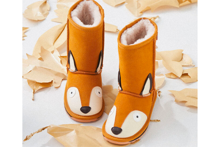 Emu Boots for Kids