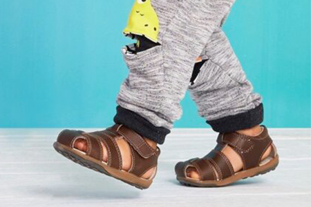 Fisherman Sandals for Boys