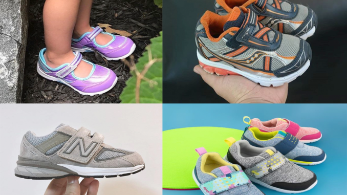 best children's shoes for wide feet