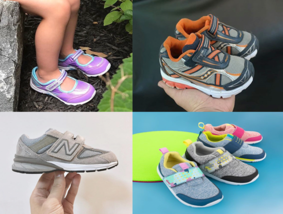 Best Shoe Brands for Toddlers with Wide Feet