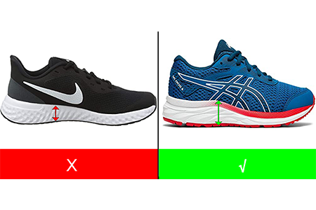 Supportive Running Shoes for Kids