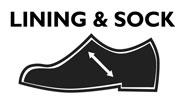 shoe-material-symbol