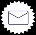 Email Starburst 120