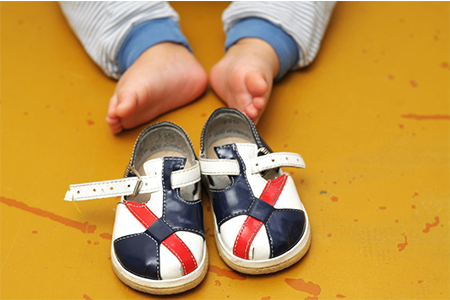 Shoes for Babies Learning How to Walk