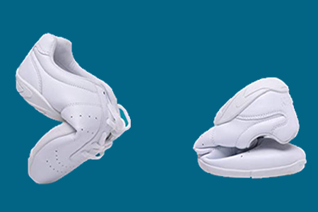 Lightweight Cheerleading Shoes for Kids