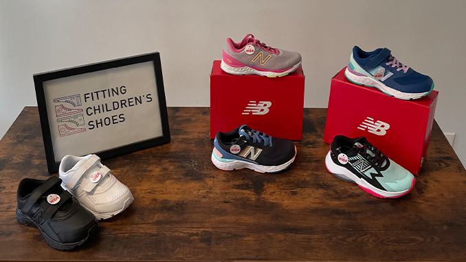 Extra Wide New Balance Shoes for Girls